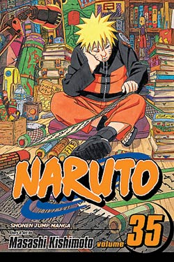 Podcast Episode 172: Naruto Volume 35