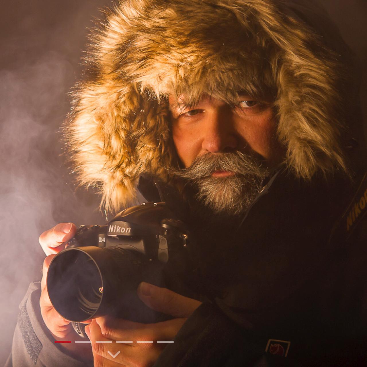 Traumberuf: Reisefotograf in Lappland