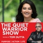 Artwork for EP# 137 MASHUP a CURIOUS LIFE: From Marriage, Divorce, Single Parenting to Happiness…with Vindy Teja Mom, Author, TEDx Speaker, Professional  Happiness Hacker