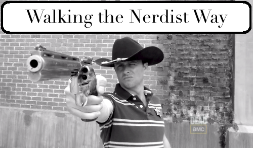 Episode 50 Walking the Nerdist Way pt. 1
