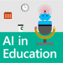 Artwork for AI in Education - Second Episode