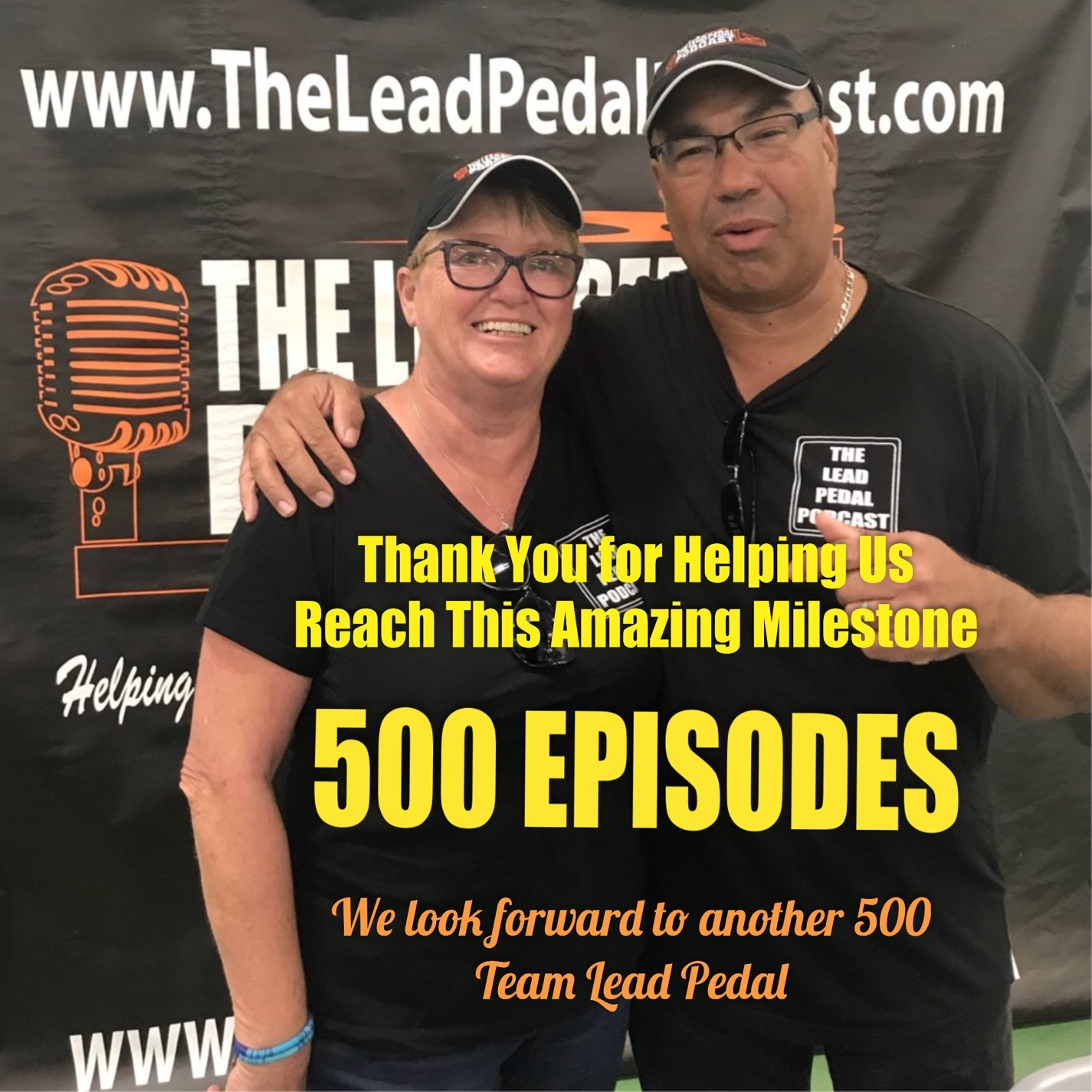 500 Episodes