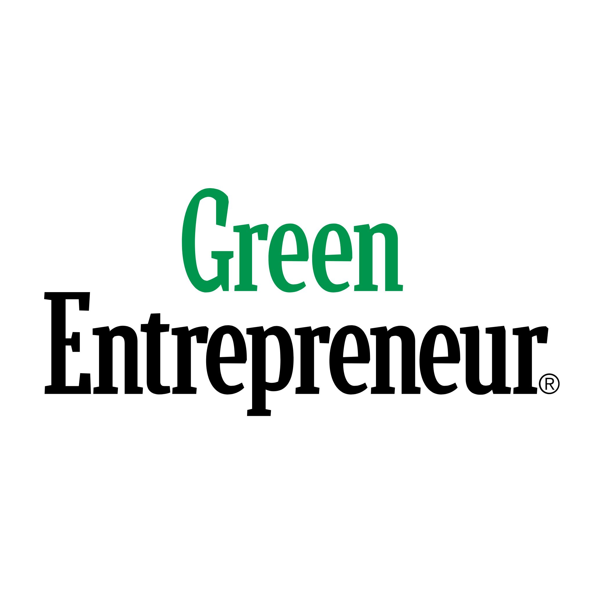 Green Entrepreneur show art