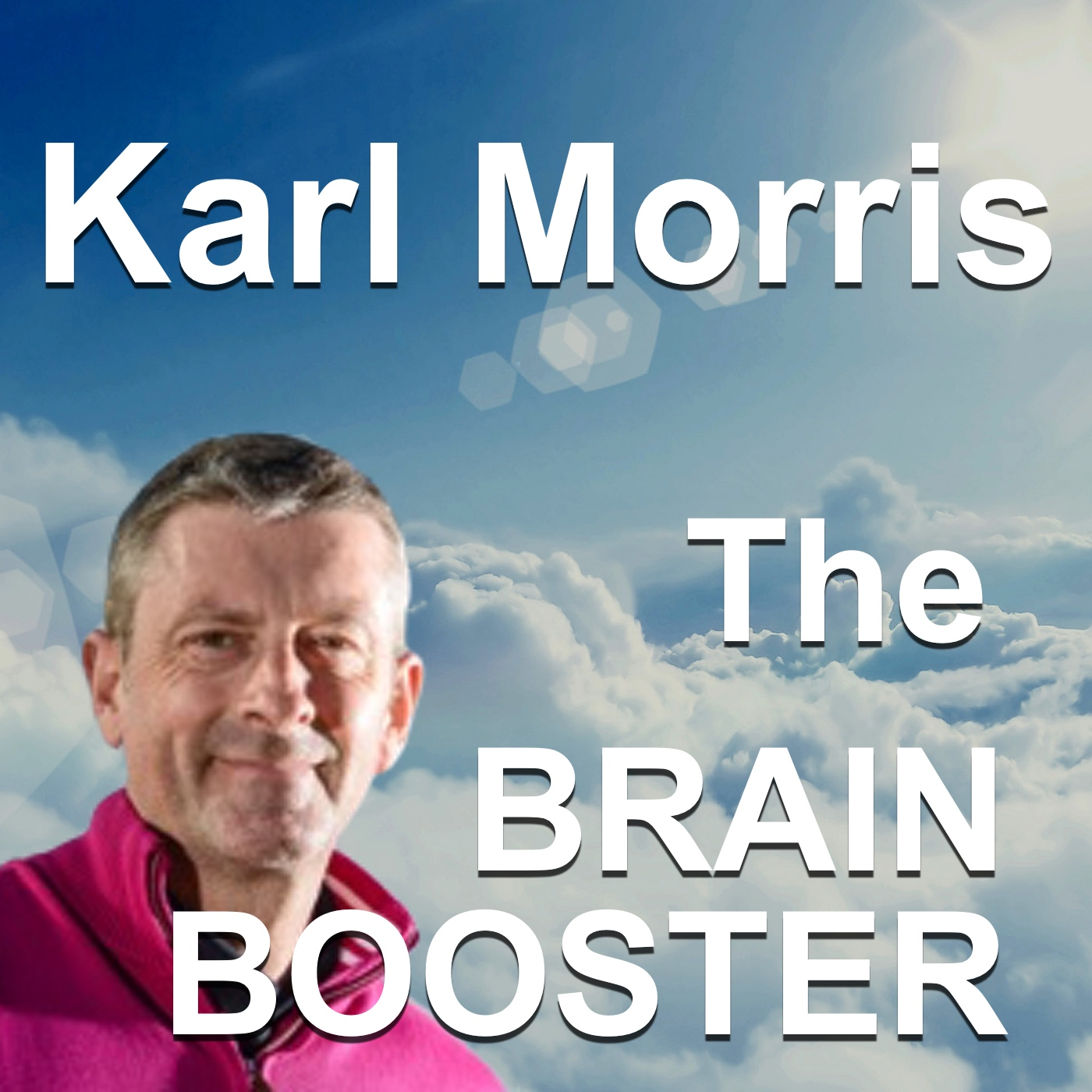 Artwork for EP01 Karl Morris - The Brain Booster