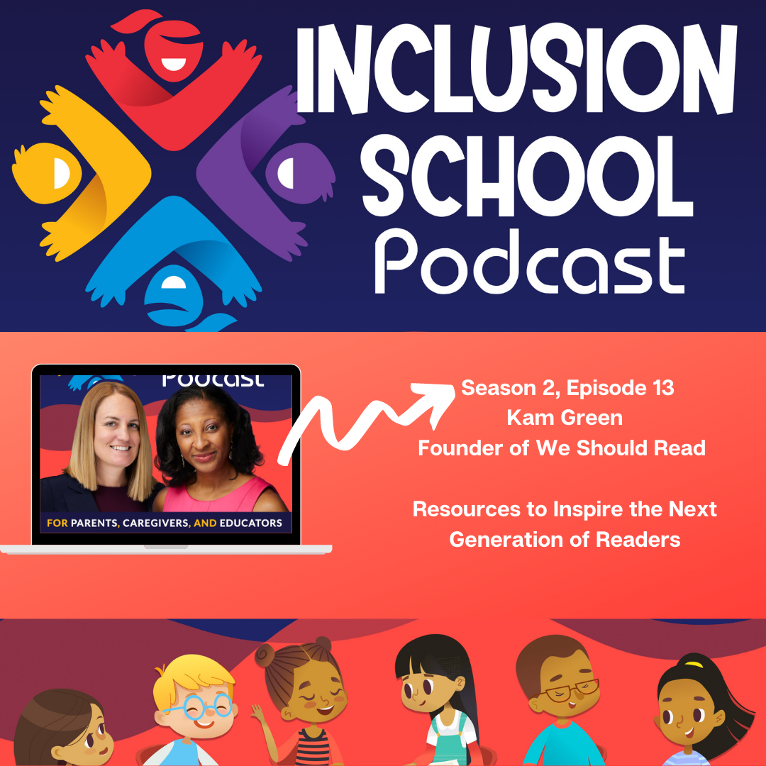 S2 Episode 14 - Resources to Inspire the Next Generation of Readers