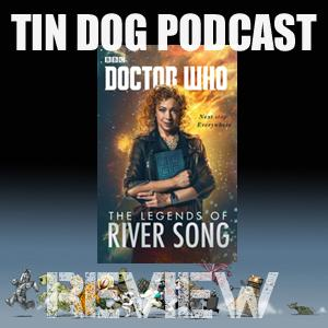 TDP 586: LEGENDS OF RIVER SONG from BBC Books