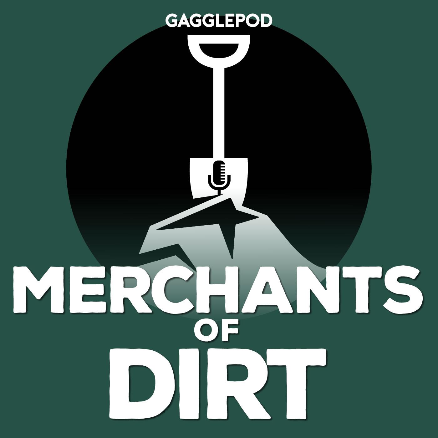 Merchants of Dirt show art