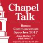 Artwork for Bonus: Commencement Speeches 2017