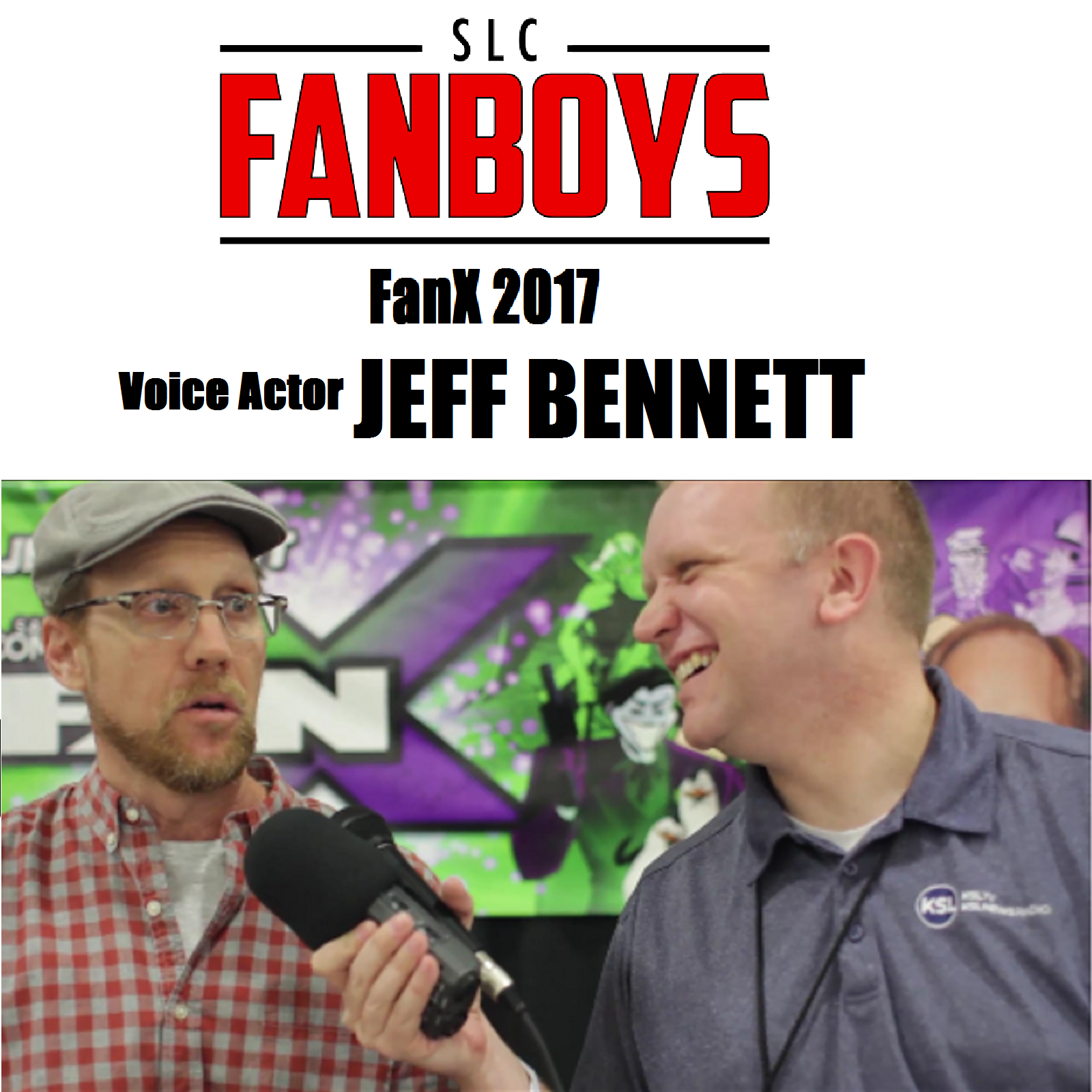 Artwork for VIDEO: The Voice of Your Living Room, Actor Jeff Bennett