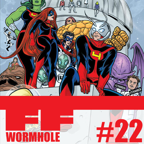 Cultural Wormhole Presents: FF Wormhole Episode 22