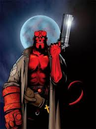 Heroes and Villains 94: Halloween Special! Hellboy with Jess Hall