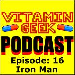 Episode 16 - Iron Man