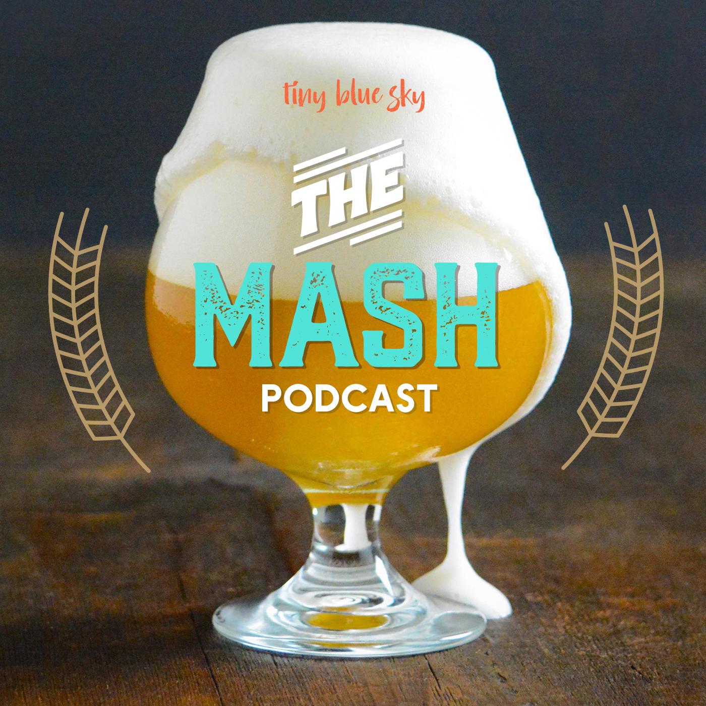 The Mash Podcast show art