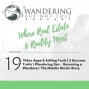 Artwork for Episode19:  Video Apps & Editing Tools | 3 Success Traits | Wandering Zen - Becoming a Wanderer: The Natalie Nicole Story