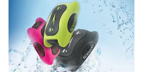 Un MP3 para escuchar abajo del agua