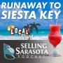 Artwork for Runaway to Siesta Key