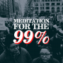 Artwork for #15: Meditation is not therapy. Repeat: meditation is not therapy.