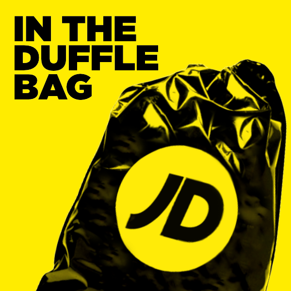 Episode 5. Jesse Lingard Meets Chuckie Online | JD In The Duffle Bag Podcast