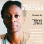 Artwork for Tonya Lewis: Trading Complacency for Courage