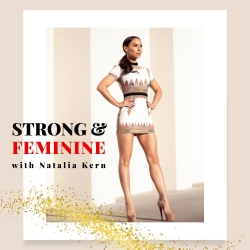 Strong and Feminine: How To Deal With Stress And Overwhelm