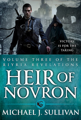 Book Review: Heir of Novron by Michael J. Sullivan
