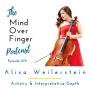 Artwork for 076 Alisa Weilerstein: Artistry & Interpretative Depth