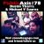 Public Axis #78: Dustin Ybarra & Michael V Suarez show art
