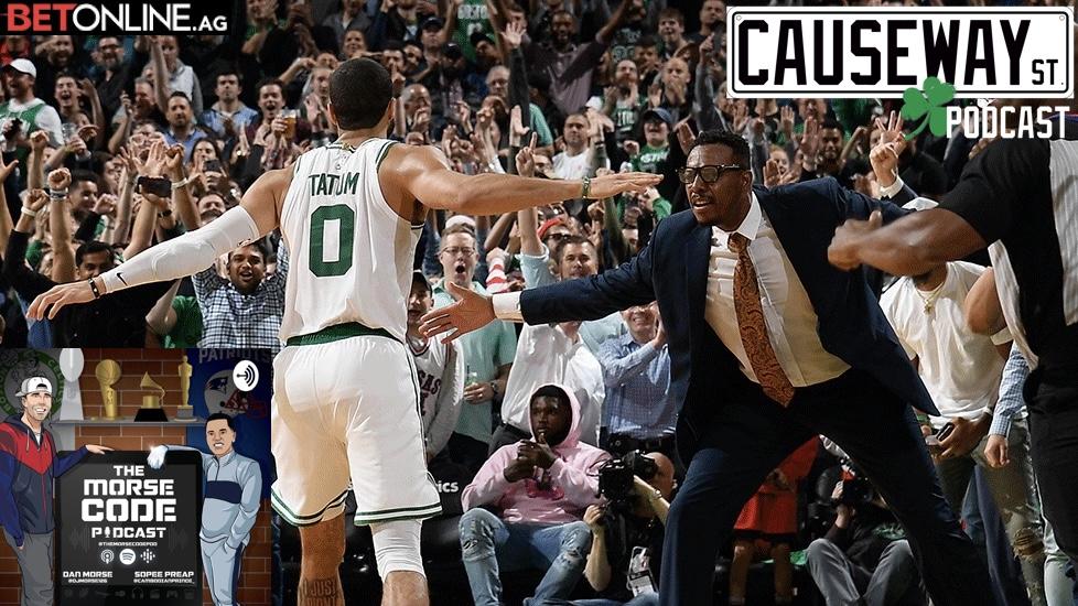 257: Paul Pierce + Celtics vs. the Media