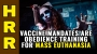 Artwork for Vaccine mandates are OBEDIENCE training for mass euthanasia