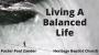 Artwork for Living A Balanced Life
