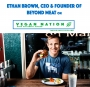 Artwork for Ethan Brown, CEO of Beyond Meat, on the Future of Food