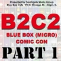 Artwork for Pt 1 of B2C2 Interview with Megan Hall - Live at the Blue Box 4-25-15