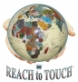 Artwork for REACH to TOUCH with MJ and Cathy Shelton