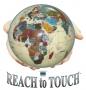 Artwork for REACH TO TOUCH with Dennis Worden and Hettie Britz