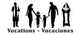 Vocations Focus - MARCH 16th