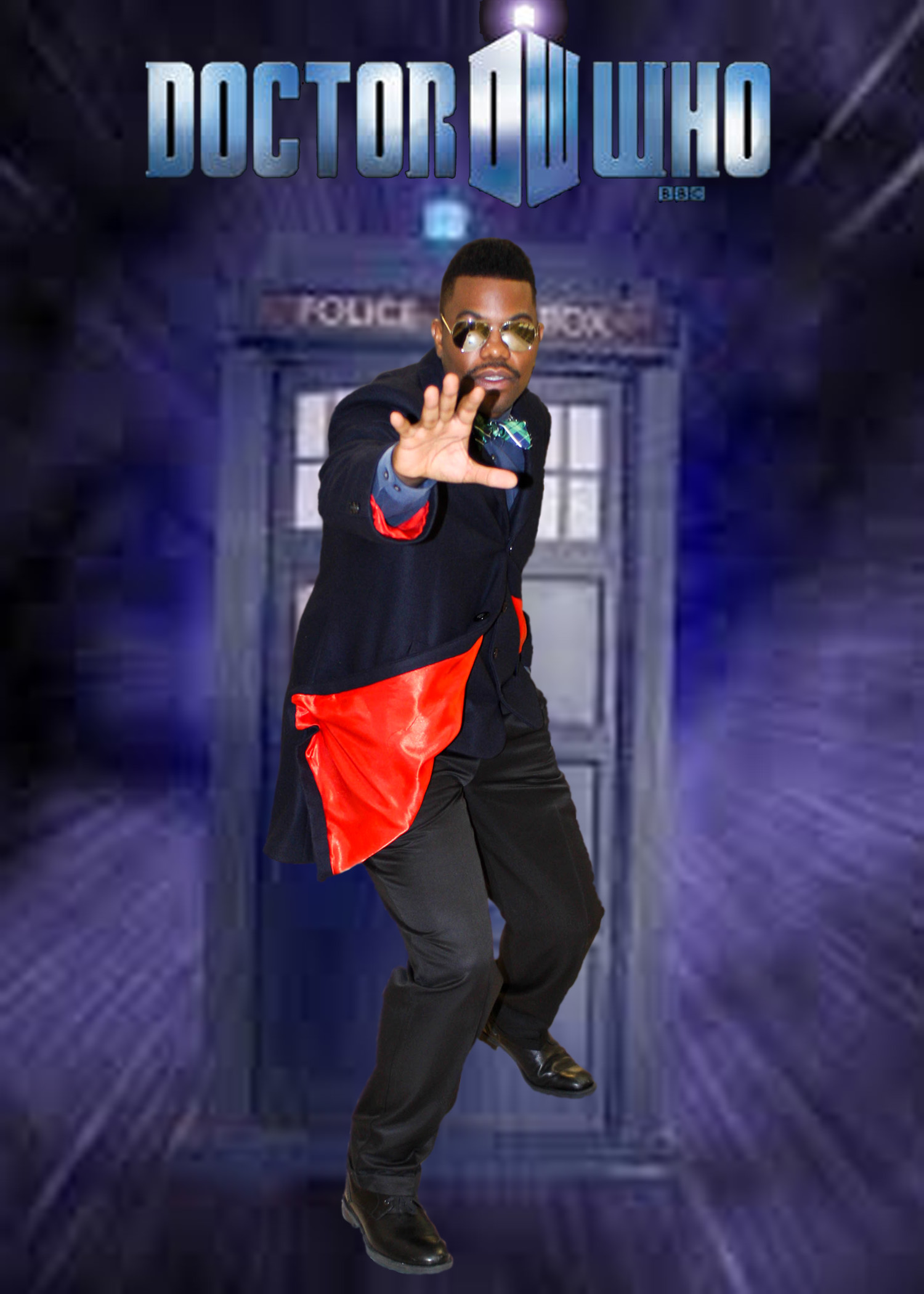 Doctor Who: Straight Outta Gallifrey show art
