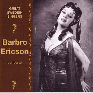 Barbro Ericson