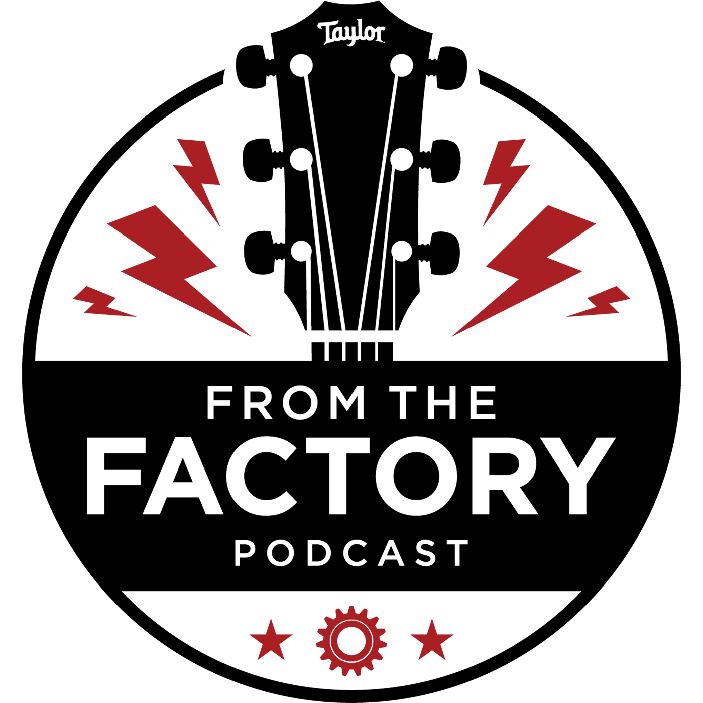 Taylor Guitars: From The Factory Podcast show art