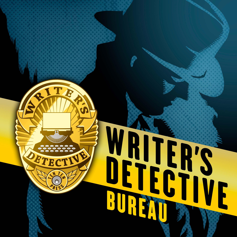 Writer's Detective Bureau show art