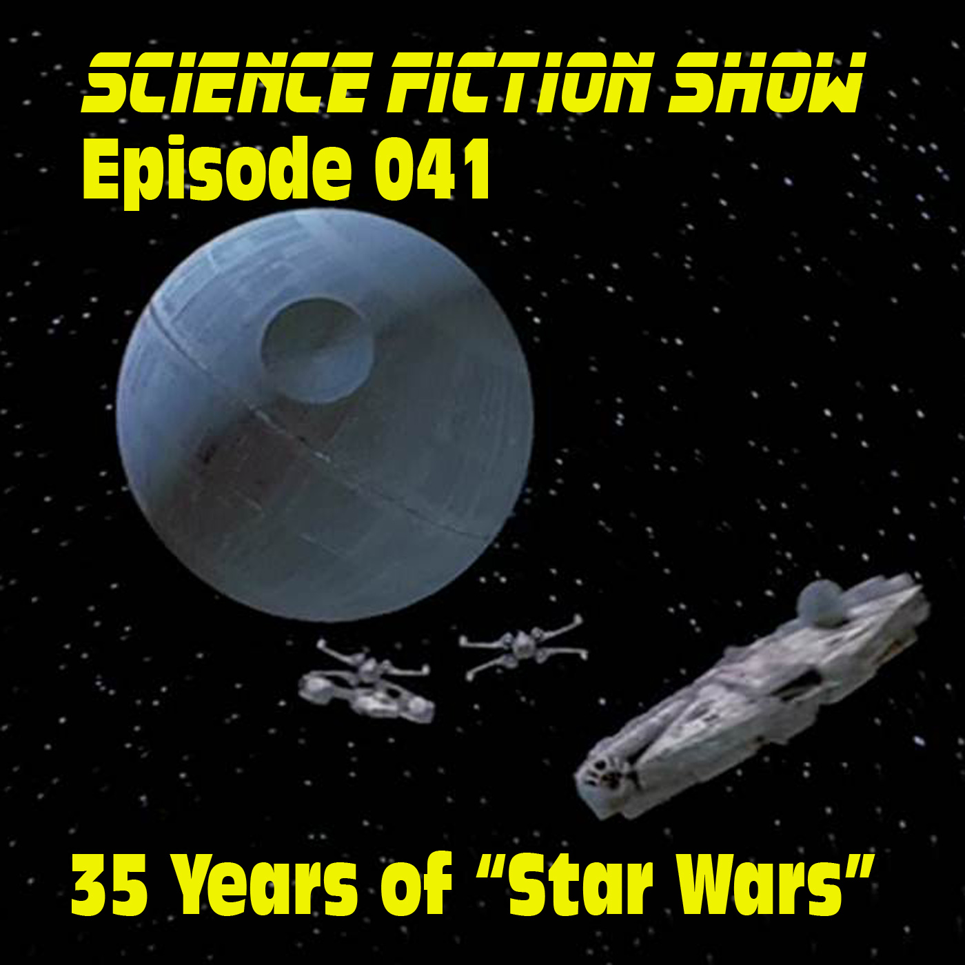 Episode 041: 35 Years of Star Wars