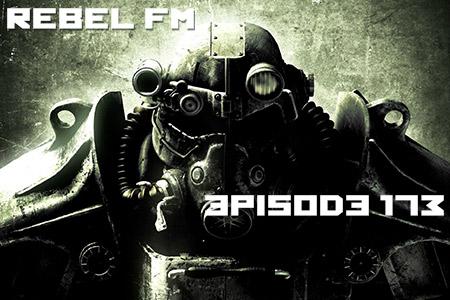 Rebel FM Episode 173 - 04/12/13