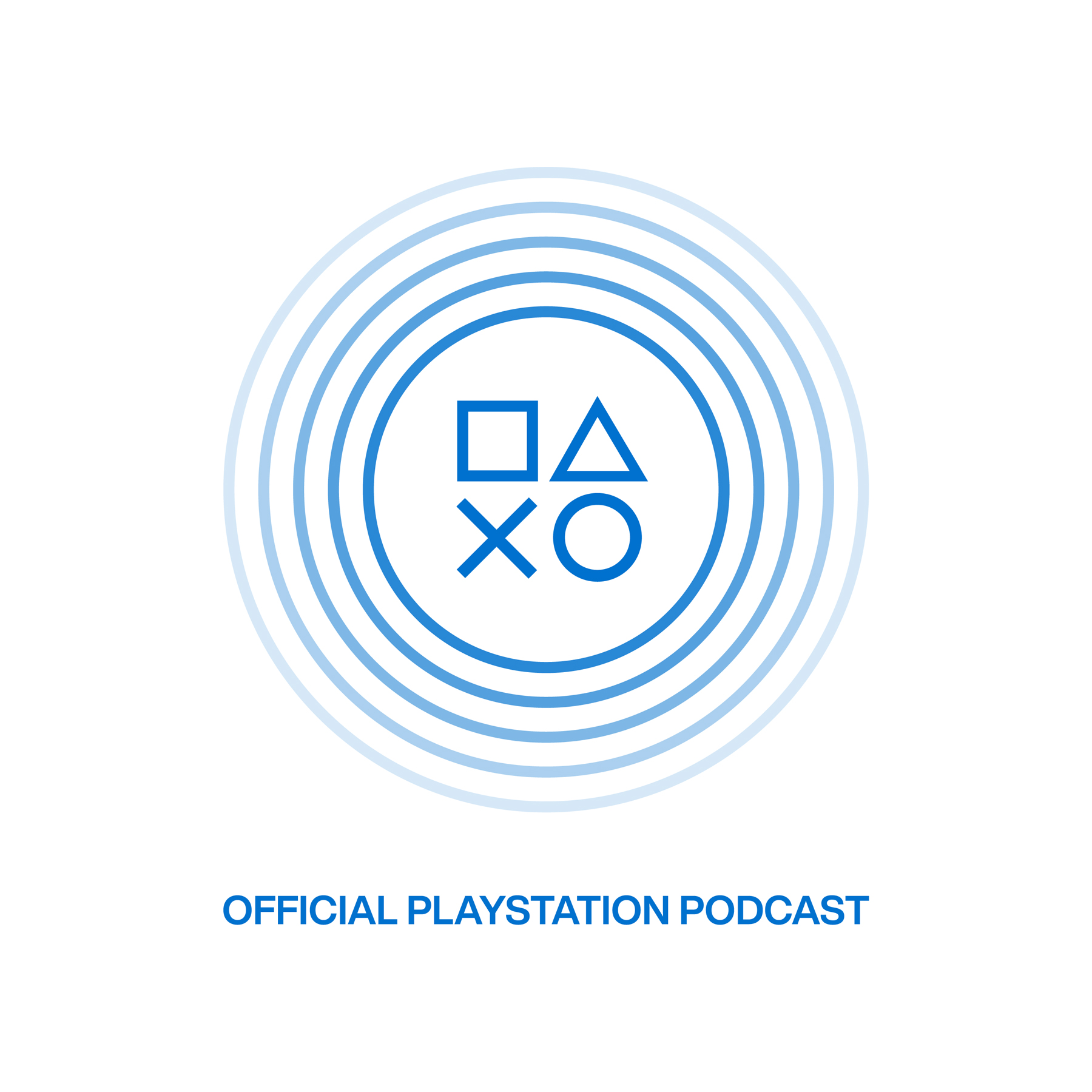 Official PlayStation Podcast show art