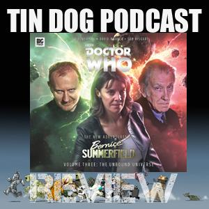 TDP 615: Doctor Who Unbound - New Benny Adventures Vol3