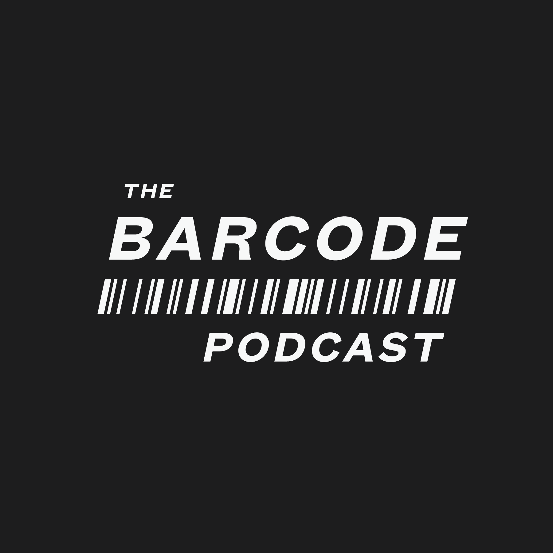 The Barcode Podcast show art