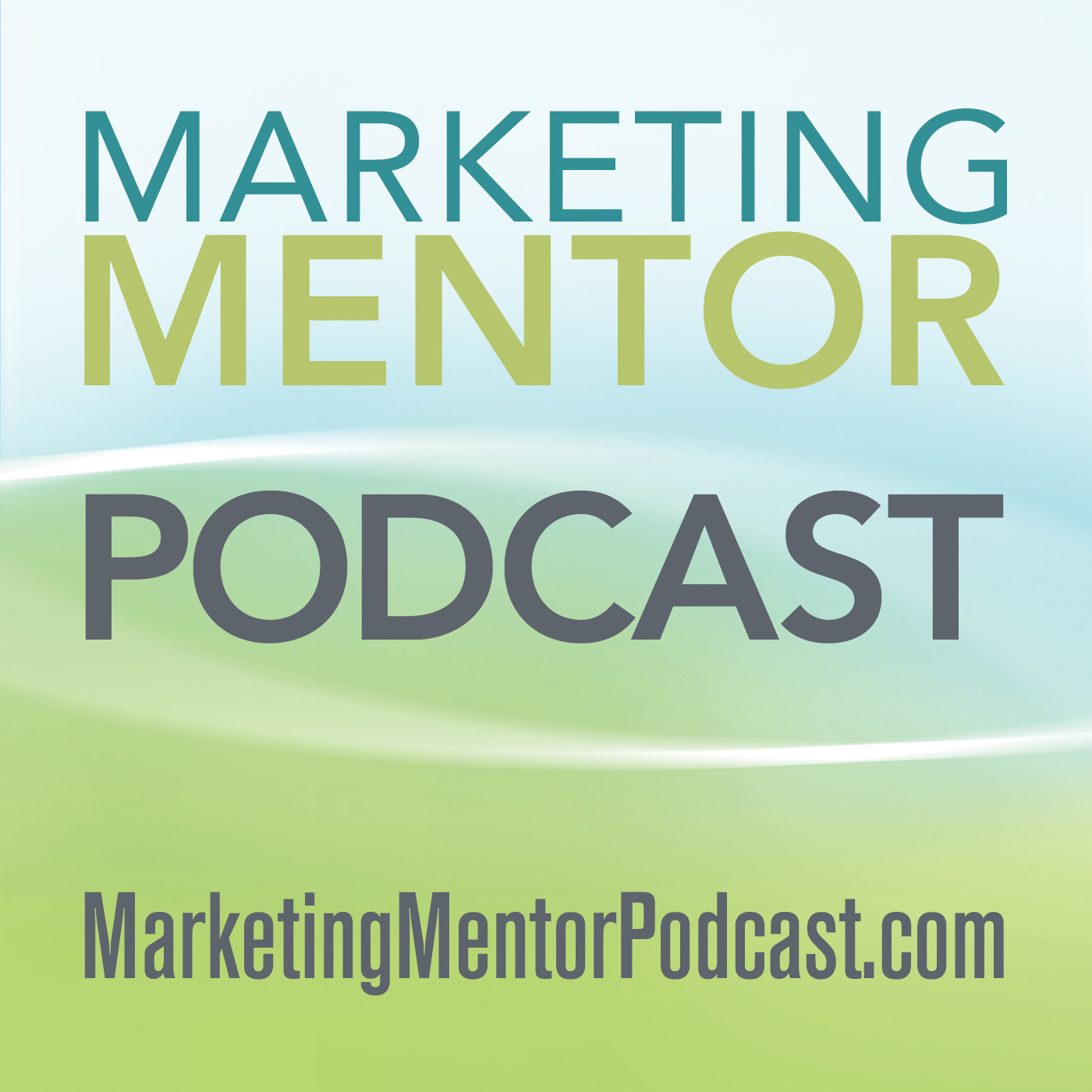 The Marketing Mentor Podcast show art