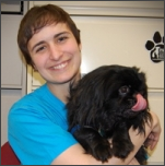 Connecting Homeless Youth and Shelter Animals: 20-Year-Old Rachel Cohen, Hand2Paw