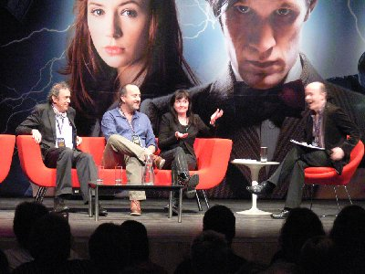 Tim's Take On: Episode 122(Dr Who Uncut panel at Dr Who The Official Con)