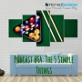 Artwork for Podcast #64: The 5 Simple Things....(I Promise!)