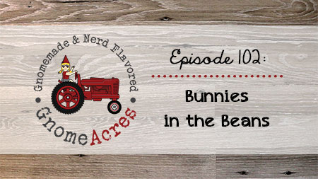 Artwork for Ep 102: Bunnies in the Beans