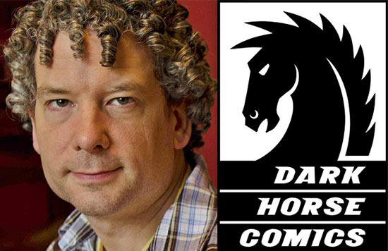 Scott Allie, editor-in-chief of Dark Horse Comics
